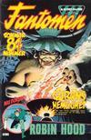 Cover for Fantomen (Semic, 1963 series) #14/1985