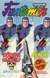 Cover for Fantomen (Semic, 1963 series) #15/1985