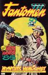 Cover for Fantomen (Semic, 1963 series) #3/1986