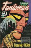 Cover for Fantomen (Semic, 1963 series) #23/1986