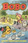 Cover for Bobo (Semic, 1978 series) #7/1978