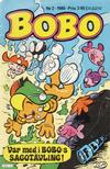 Cover for Bobo (Semic, 1978 series) #2/1980