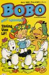 Cover for Bobo (Semic, 1978 series) #6/1981