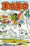 Cover for Bobo (Semic, 1978 series) #11/1982