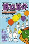 Cover for Bobo (Semic, 1978 series) #1/1983