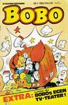 Cover for Bobo (Semic, 1978 series) #5/1984