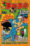 Cover for Bobo (Semic, 1978 series) #11/1984