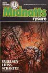 Cover for Boris Karloffs midnattsrysare (Semic, 1972 series) #8/1973