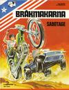 Cover for Bråkmakarna (Winthers, 1980 series) #2 - Sabotage