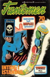 Cover Thumbnail for Fantomen (Semic, 1963 series) #6/1973