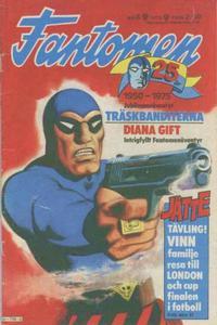 Cover Thumbnail for Fantomen (Semic, 1963 series) #6/1975