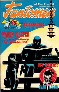 Cover Thumbnail for Fantomen (Semic, 1963 series) #9/1975