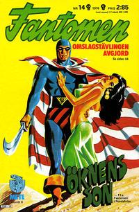 Cover Thumbnail for Fantomen (Semic, 1963 series) #14/1976