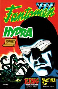 Cover Thumbnail for Fantomen (Semic, 1963 series) #23/1977