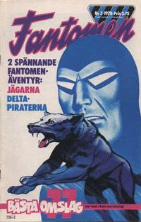 Cover Thumbnail for Fantomen (Semic, 1963 series) #3/1978