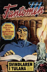 Cover Thumbnail for Fantomen (Semic, 1963 series) #26/1978
