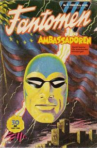 Cover Thumbnail for Fantomen (Semic, 1963 series) #2/1980