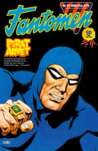 Cover Thumbnail for Fantomen (Semic, 1963 series) #22/1980