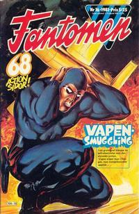 Cover Thumbnail for Fantomen (Semic, 1963 series) #16/1981