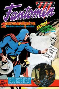 Cover Thumbnail for Fantomen (Semic, 1963 series) #1/1982