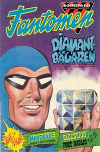 Cover Thumbnail for Fantomen (Semic, 1963 series) #3/1982