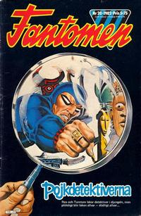Cover Thumbnail for Fantomen (Semic, 1963 series) #20/1982