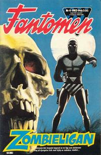 Cover Thumbnail for Fantomen (Semic, 1963 series) #4/1983