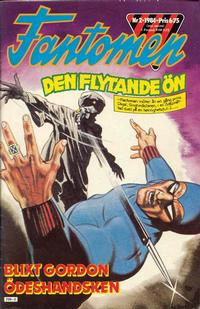 Cover Thumbnail for Fantomen (Semic, 1963 series) #2/1984