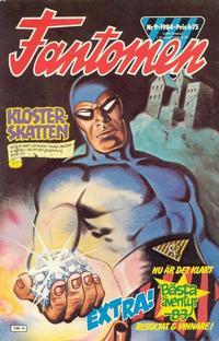 Cover Thumbnail for Fantomen (Semic, 1963 series) #9/1984