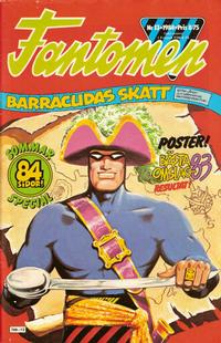 Cover Thumbnail for Fantomen (Semic, 1963 series) #13/1984