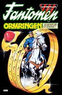 Cover Thumbnail for Fantomen (Semic, 1963 series) #14/1984