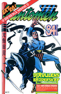 Cover Thumbnail for Fantomen (Semic, 1963 series) #17/1984