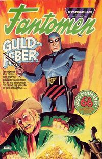 Cover Thumbnail for Fantomen (Semic, 1963 series) #22/1984