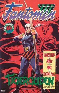Cover Thumbnail for Fantomen (Semic, 1963 series) #2/1985