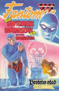 Cover Thumbnail for Fantomen (Semic, 1963 series) #5/1985