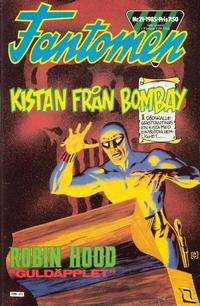 Cover Thumbnail for Fantomen (Semic, 1963 series) #21/1985
