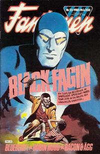 Cover Thumbnail for Fantomen (Semic, 1963 series) #23/1985