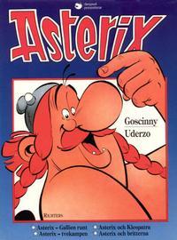 Cover Thumbnail for Asterix [samlingsböcker] (Richters Förlag AB, 1985 series) #2