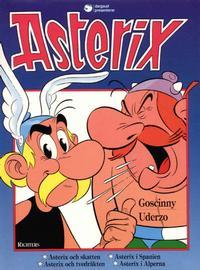 Cover Thumbnail for Asterix [samlingsböcker] (Richters Förlag AB, 1985 series) #4