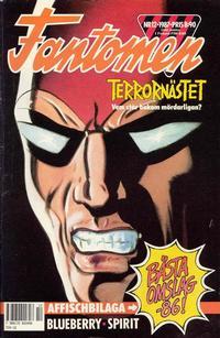 Cover Thumbnail for Fantomen (Semic, 1963 series) #12/1987