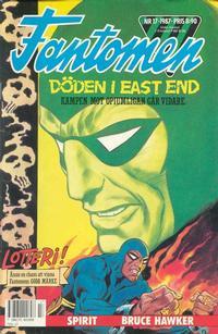 Cover Thumbnail for Fantomen (Semic, 1963 series) #17/1987