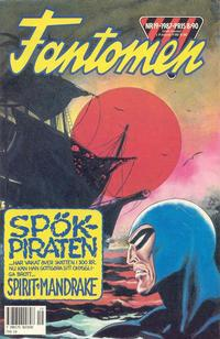 Cover Thumbnail for Fantomen (Semic, 1963 series) #19/1987