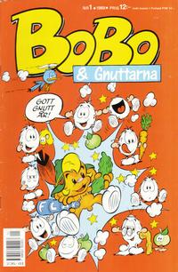 Cover for Bobo (Semic, 1978 series) #1/1989