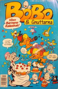 Cover Thumbnail for Bobo (Semic, 1978 series) #2/1989