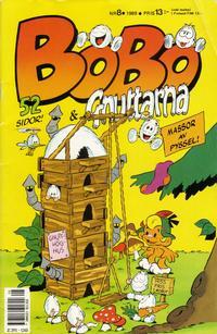 Cover Thumbnail for Bobo (Semic, 1978 series) #8/1989