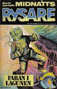 Cover Thumbnail for Boris Karloffs midnattsrysare (Semic, 1972 series) #13/1973