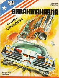 Cover Thumbnail for Bråkmakarna (Winthers, 1980 series) #1 - Fantom-gangsterna