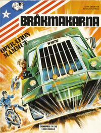 Cover Thumbnail for Bråkmakarna (Winthers, 1980 series) #3