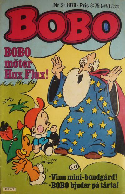 Cover for Bobo (Semic, 1978 series) #3/1979
