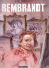 Cover for Rembrandt (Casterman, 2008 series)